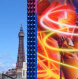 Blackpool Central Pier, 2008.