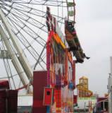 Newcastle Town Moor Fair, 2008.